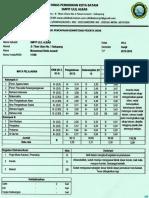 Raport Dafa Semester 1 -1