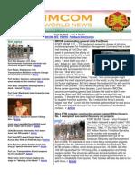 IMCOM World Newsletter, Sept. 24, 2010