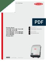 Symo Service Manual