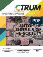 ISPRS SC SpeCtrum Volume 12 Issue 1 - Midterm Symposia Special Issue