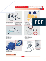 Electro Therapy Equipment Accessories for Electrotherapy