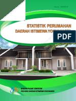 Statistik Perumahan Daerah Istimewa Yogyakarta 2016