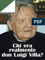 Chi Era Realmente Don Luigi Villa