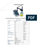 Conductronic ph120
