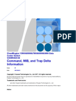 CloudEngine 12800&8800&7800&6800&5800 V200R002C50 Command, Trap, And MIB Delta Information