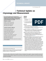 Technical update on physiology amniotic fluid