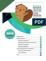 User Manual Beaver 2018