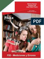 Introducción_Fisica - Mediciones y Errores