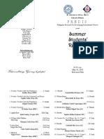 Predis Program Notes.edited