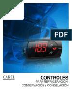 Controles para refrigeracion CAREL.pdf