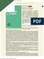 1971 - Gustavo Bueno, Etnología y Utopía, Azanca, Valencia 1971; Jucar, Madrid-Gijón 1