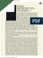 1996 - Gustavo Bueno El Animal Divino Pentalfa Ediciones, Oviedo 1985, 1996