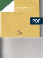 2008 - Conversaciones Con Gustavo Bueno - Santos Campos Leza