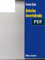 1991 - Germán Ojeda - Asturias Invertebrada. Prólogo de Gustavo Bueno