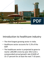 36402322 Analysis of Fortis Healthcare PPT