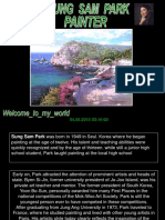 Sung Sam Park- Painter