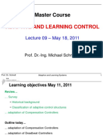 Adaptive Control Ss2011 Vl09 Www
