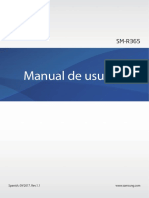 Manual Samsung Gear