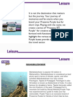 Book Mahabaleshwar Tour Package from Pune by Bus   Purpleprasanna