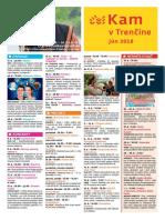 KAM v Trenčíne - jún 2018
