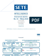 SETE Intelligence - Newsletter Nr 41
