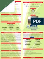 FDP Brochure 2018