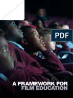 Bfi a Framework for Film Education Brochure 2015-06-12
