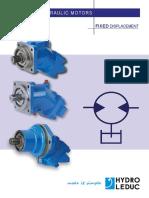 Hydroleduc Hydraulic Motors En