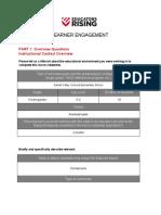 final learner engagement