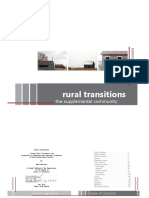 Rural Transitions Blain Mikkonen