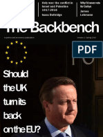 the backbench spring 2016 - final edition
