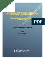 CristianVera_Presupuestos
