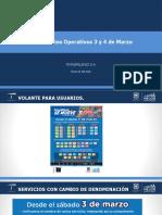 PRESENTACION CAMBIOS OPERATIVOS 3 Y 4 DE MARZO.pptx