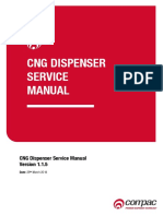 CNG Dispenser Service Manual v.1.1.5