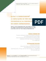 Quem é empreendedor as implicações e tecnologia empregadas nessa construção do empreendedor.pdf