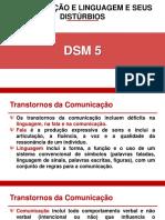 Aula - Transtornos de Comunicação