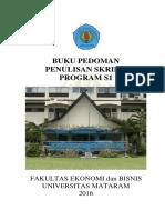 BUKU PEDOMAN SKRIPSI FEB UNRAM.pdf