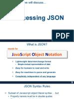 Lecture58 JSON
