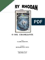 P-094 - O Sol Chamejante - Clark Darlton