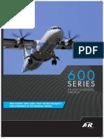 Brochure ATR 600 Series 2014