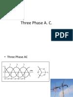 Three Phase