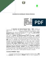 CONVÊNIO DE COOPERAÇÃO TÉCNICA SDR_RURAP.doc