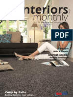 Interiors Monthly March 2009