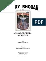 Perry Rhodan 092 - Missão Secreta Moluque - William Voltz