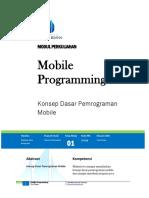 Mobile Programming TI