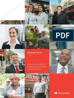 Informe Anual 2016 Santander
