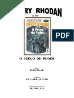 P-097 - O Preço Do Poder - Kurt Brand