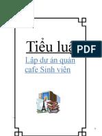 kế hoạch kinh doanh quán caffe 7 sinh viên.doc