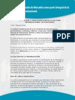 Ap1 - Definicion y Caracteristicas de La Cultura Organizacional (Actualizado) - 1