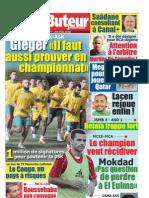 LE BUTEUR PDF du 25/09/2010
